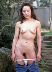 Fully nude asian..