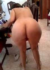 Asian Ass, big and..