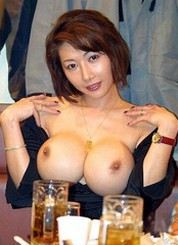 Busty asian..