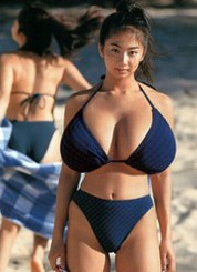 Boobed Japanese..
