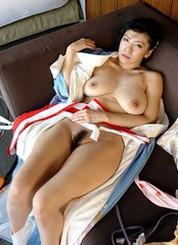 Perfect asian milf..